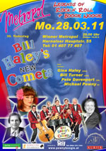 Bill Haley´s New Comets & Special Guests