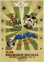 Michael Pewny- Johnny Favourit & Band
